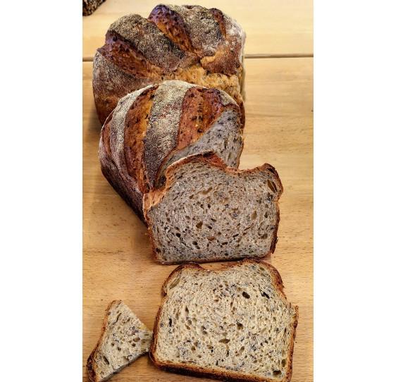 Pain / Pavé quinoa Rietmann