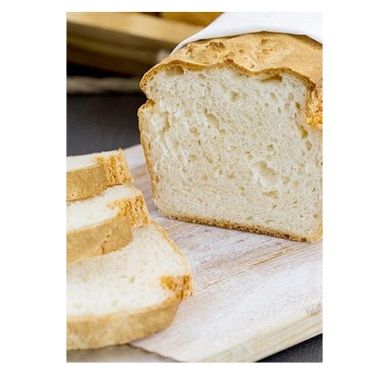 Pain blanc sans gluten