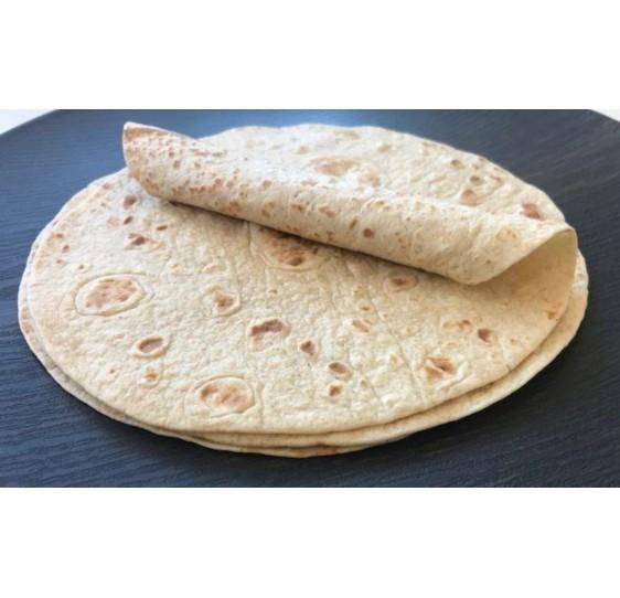 Pizza Wrap protéinés energus10